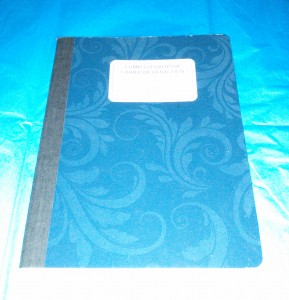 Science Notebook - For Scientific Observations and Experiment Notes