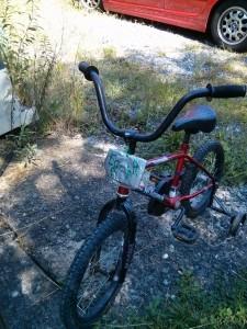 Cub Scout Bike Rodeo
