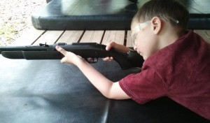cub scout camp bb range